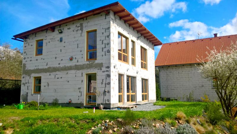 zaměření domu Plzeň