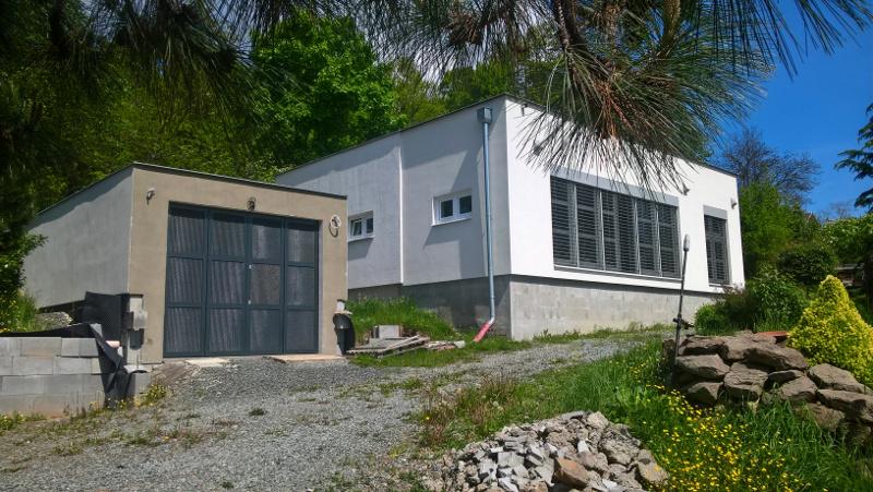 zamereni domu a garaze