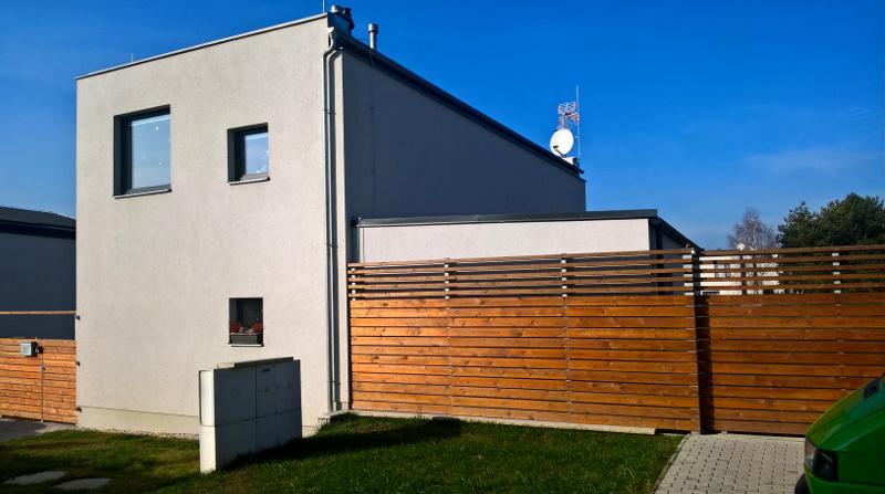 zaměření domu Plzeň Valcha