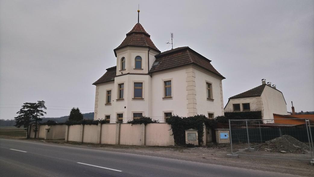 Geometrický plán na rozdělení pozemku v obci Staňkov